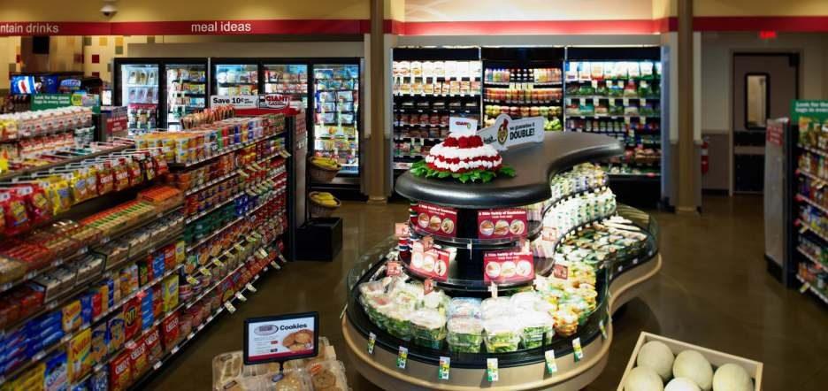 Supermarket Idea 2 | Just Fridge
