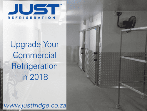 commercial fridge with fan in blog